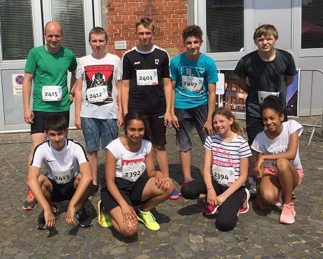 Leonardo Campus-Run